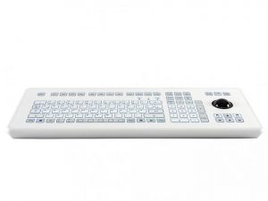TKS-105C-TB38-KGEH – Industrial Keyboard