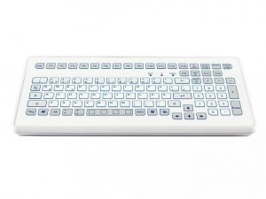 TKS-104C-KGEH – Industrial Keyboard