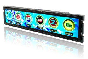 SSD1505-E 15″ Resizing LCD, 1000 nits
