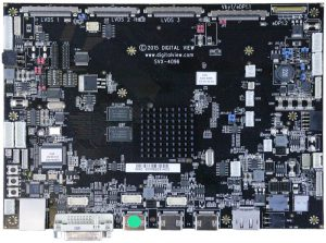 HX-4096 LCD Controller