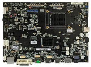 SVX-4096 LCD Controller